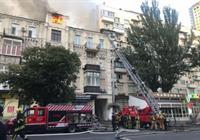 Дом, пострадавший от пожара, нуждается в срочном ремонте – депутат Киевсовета