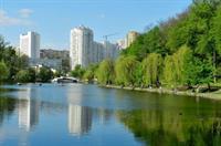 В Голосеевском парке ищут незаконные постройки
