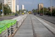 Ремонт трамвайных линий, которые соединяют жителей массива ДВРЗ и других районов, завершат до конца года