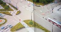 Перекресток на  Велозаводском мосту оборудуют светофором