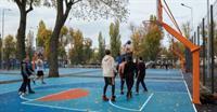 На бульваре Юрьева открыли самый большой в Украине урбан-парк