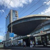 «Тарелка» на Лыбедской стала  памятником архитектуры