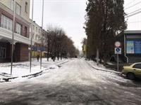 Открыто движение по улице, которую незаконно перекрыл экономический университет