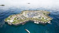 В Карибском море построят остров: с жилыми домами, школами, больницами