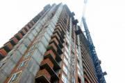 За последний год в Киеве стали меньше строить жилья